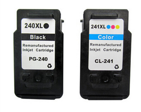 2x Compatible for Conon 240 241 PG-240 CL-241 ink cartridge for MG4140 MX372 374 432 inkjet printer free shipping hot sale hot sale 1000ml roland mimaki mutoh textile pigment ink in bottle color lc for sale