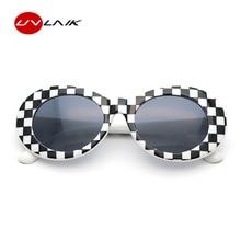 eceef31748 UVLAIK NIRVANA Kurt Cobain Glasses Round Clout Goggles Sunglasses Women Men  Mirrored Retro Female Male Sun