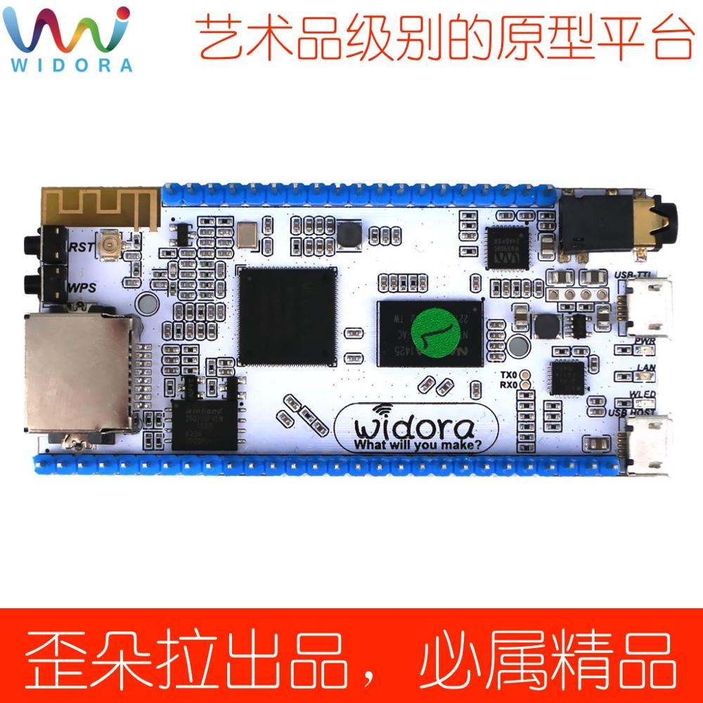 US $44 99 |Top board with MT7688 development board, WIFI module, Widora NEO  audio, OpenWrt exclusive AIRKISS mail-in FM Transmitters from Automobiles