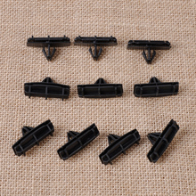 CITALL 20Pcs Fender Flare Moulding Clips 55156447AB For Jeep Liberty Wrangler 55157055AA 2005 2006 2007 2008 2009 2010 2011+