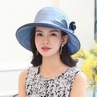 Female Summer Korean Sun Shade Anti ultraviolet Sun Hat Sunscreen Foldable Beach Cap Women Laides Fashionable Visor Caps H6710