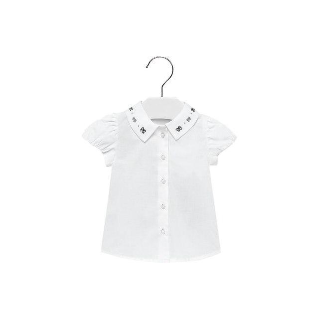 Maal блузки и рубашки 10689139 детская одежда Блузка для девочек