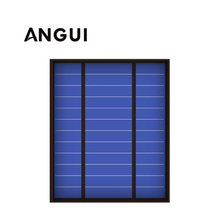 6V 1000mA 6Watt 6W Solar Panel Standard Epoxy polycrystalline Silicon DIY Battery Power Charge Module Mini Solar Cell toy
