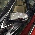 Для Toyota Highlander Kluger 2014 2015 2016 2017 2018 АБС-пластик накладка на зеркало заднего вида автомобиля накладка отделка Аксессуары для стайлинга автомоби...