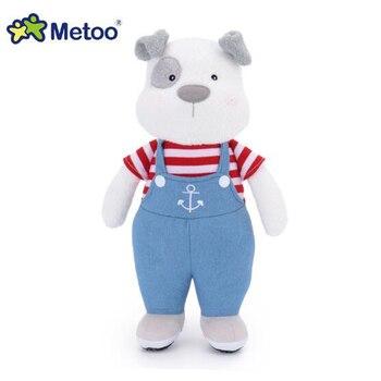 Мягкая плюшевая игрушка мультяшная собака Metoo 6