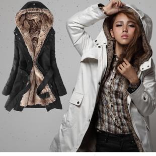 Online Get Cheap Fur Lined Parka -Aliexpress.com   Alibaba Group