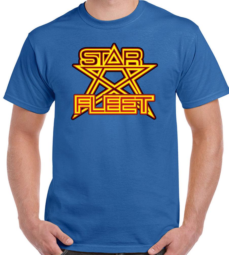 Star Fleet x Bomber - Retro Japanisch Puppe TV Programm Anzeigen T-Shirt dia-x