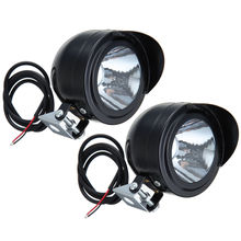 Motorrad Motorrad Bike LED Scheinwerfer Spot Light Kopf Lampe Front Licht 12 V 24 V 36 V 48 V 80 V Neue