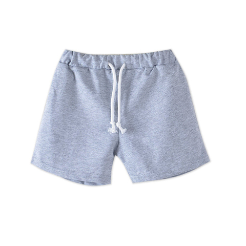 100% Cotton Kids Shorts Summer Boy Girl Candy Color Sport Casual Shorts 3-13Yrs Children Beach Pants Shorts Short Trousers Islamabad