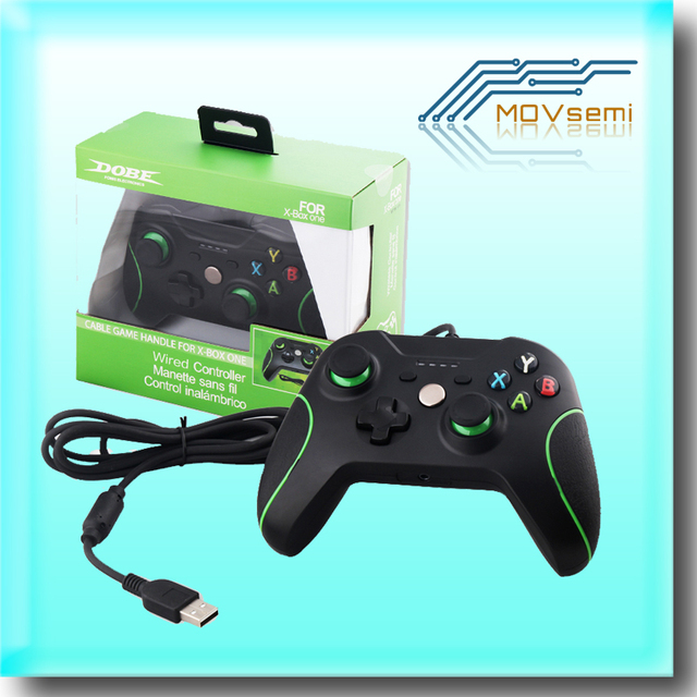 2016 New Arrival Wired Wired Game Controller USB Gaming Controller ...