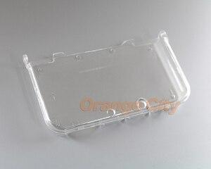 Image 5 - ChengChengDianWan прозрачный жесткий прозрачный чехол, защитный чехол для нового 3DS XL/LL NEW 3dsxl 3dsll, кристальный протектор, 20 шт.