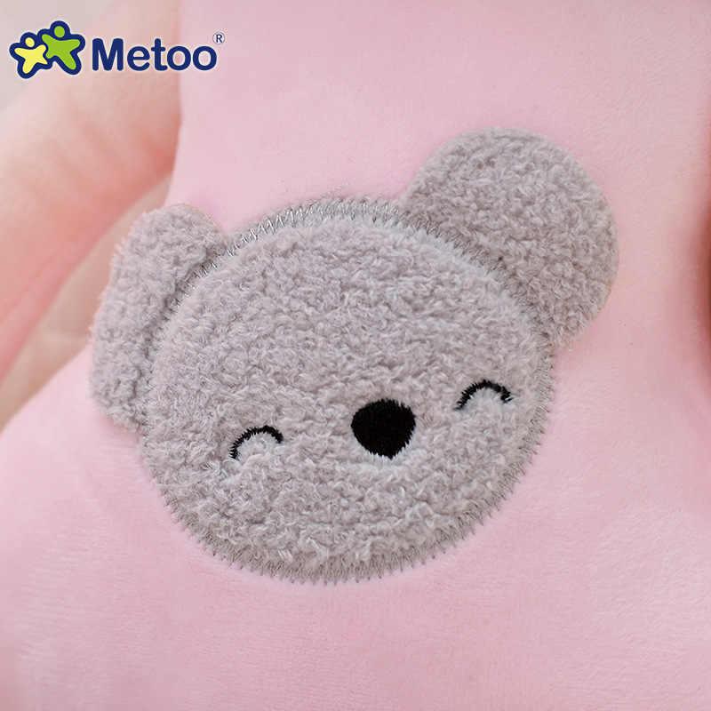 45 см kawaii игрушки в виде животных с плюшевой набивкой мультфильм дети игрушки для девочек Дети Мальчики Kawaii детские плюшевые игрушки коала панда кукла Metoo