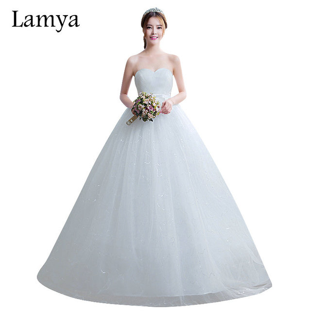 Simple Ball Gown Wedding Dress | Good Dresses