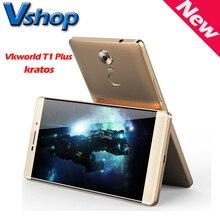 Оригинал Vkworld T1 Плюс 4 Г Мобильный Телефон Android 6.0 2 ГБ ОПЕРАТИВНОЙ ПАМЯТИ 16 ГБ ROM MTK6735 Quad Core 6.0 дюймов 720 P 4300 мАч Батарея телефон