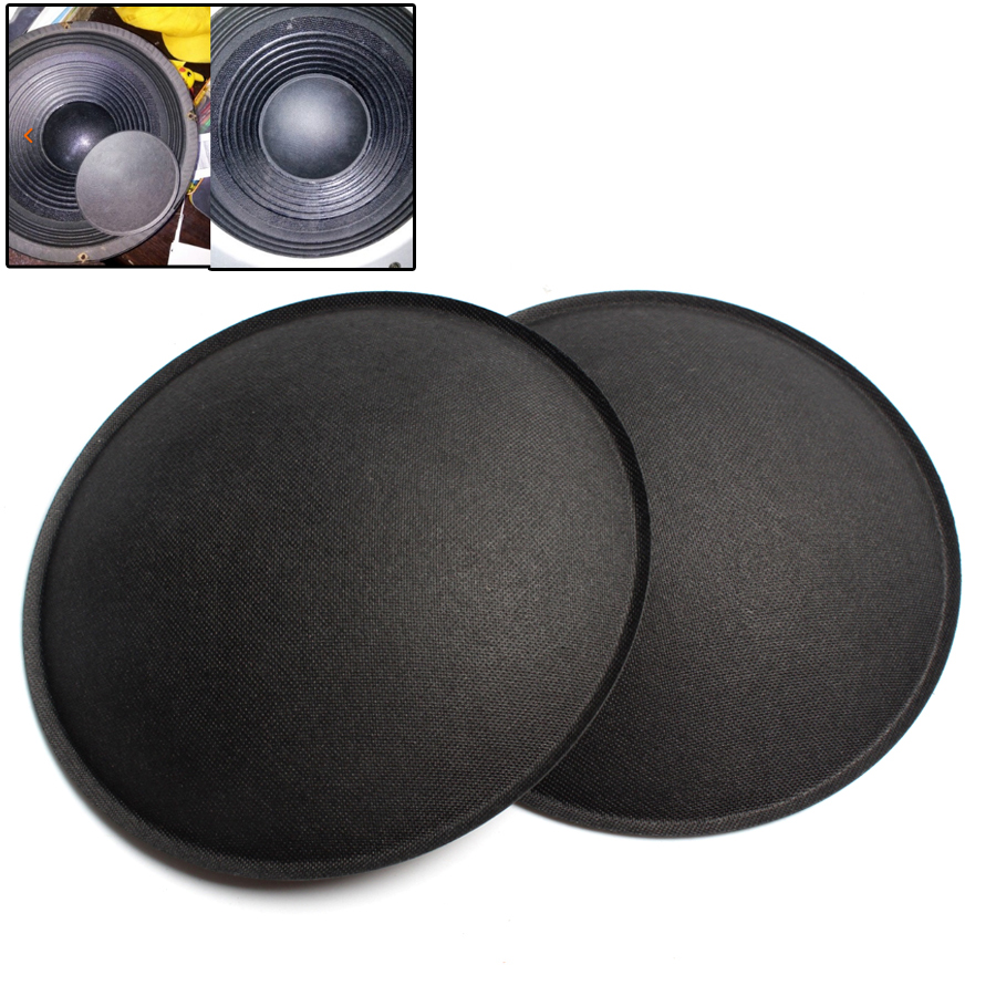 2Pcs/Lot 105MM 115MM Speaker Dust Cap Cover For DJ Speaker Woofer Subwoofer Speaker Repair Accessories DIY Home Theater