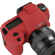 Qeento High Quality SLR Camera Bag for Canon EOS 5D4 5DIV 5D MARK IV 4 Lightweight Camera Bag Case Cover for 5DIV-RED