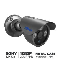 Cameye Mini Waterproof IR Security Camera 1080P 2 0 Megapixel AHD H CCTV Camera 3pcs Array