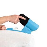 Sock Helper Slider Easy On Off Plastic Socks Aid Kit Shoe Horn No Bending Stretching Pregnancy
