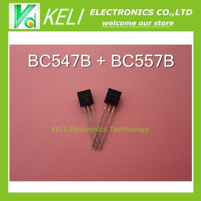 Электронные компоненты и материалы BC547 +