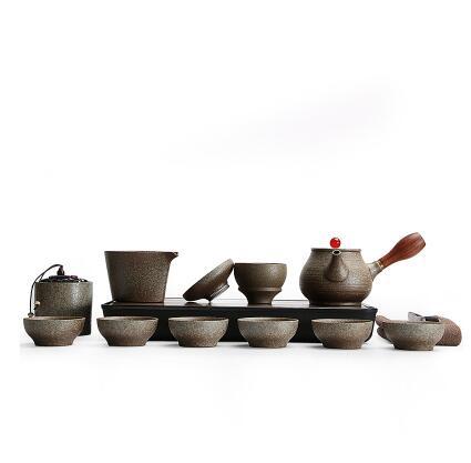 Ceramic tea sets