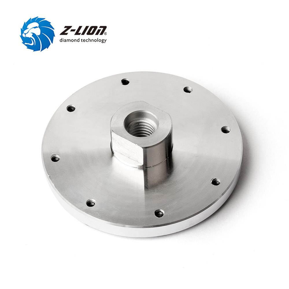 Z-LION 1 Piece Angle Grinder M14 Or 5/8-11 Flange Coupling For Saw Blade Fixed Aluminium Rigid Flange Adapter