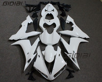 Unpainted Raw ABS Injection Bodywork Fairing Kit For YAMAHA YZF R1 2004 2006 04 05 06 +4 Gift