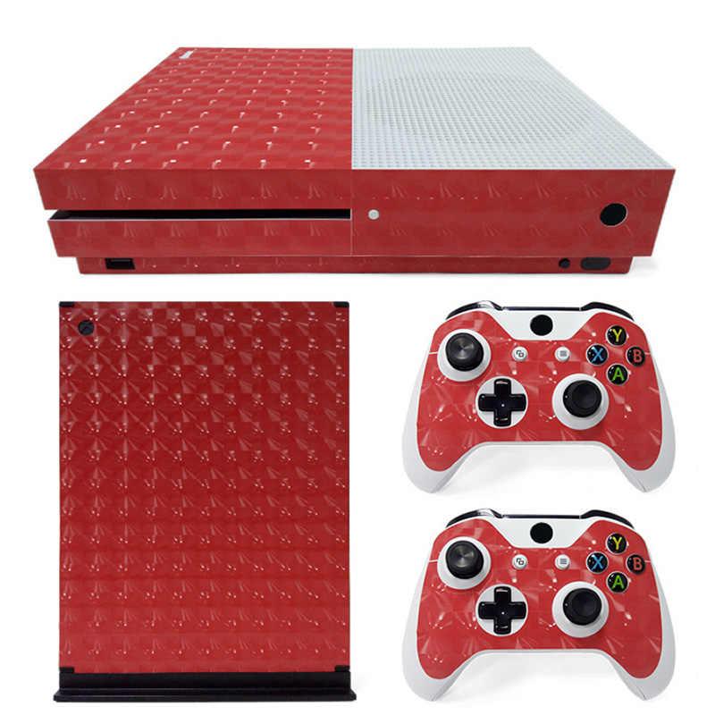 GOOYIYO-для Microsoft xbox ONE S Наклейка геймерская консоль контроллеры Виниловая Наклейка 3D кошачий глаз кожа xbox ONE Наклейка