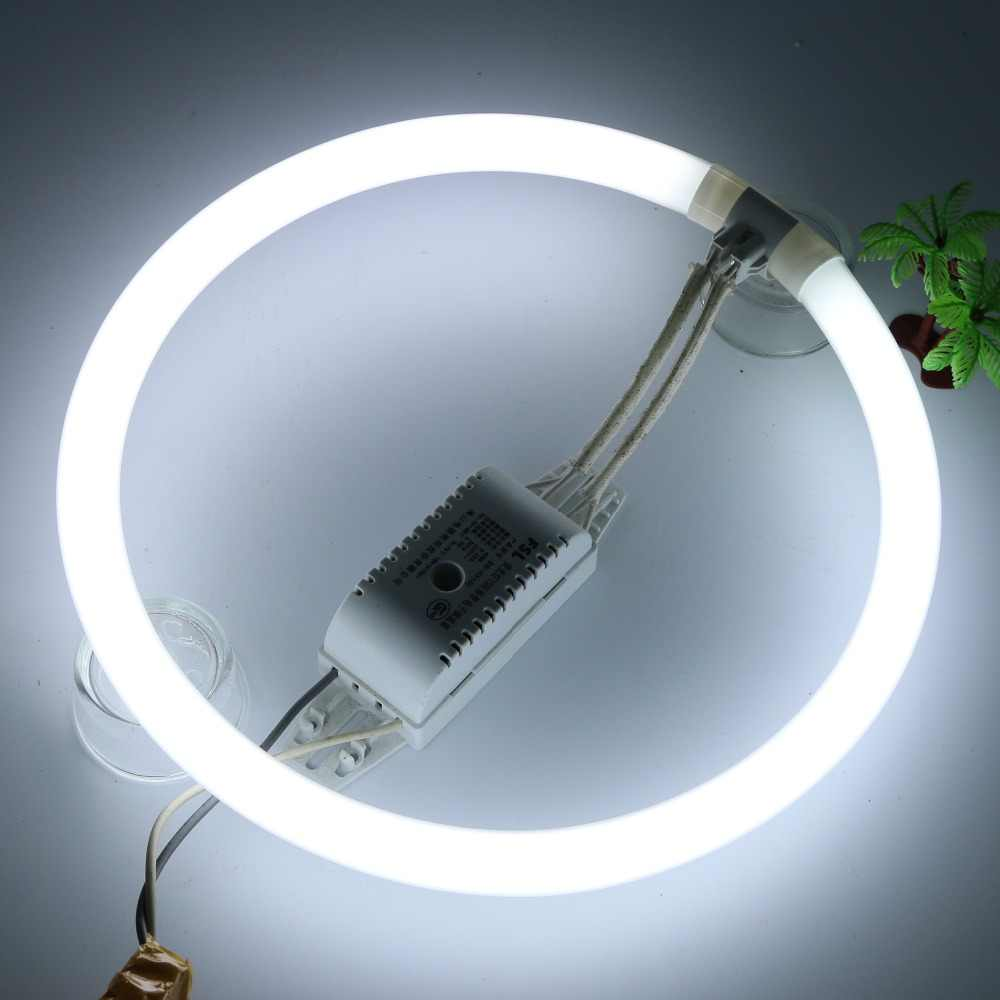 medium resolution of t5 fluorescent tube circular lamps circle energy saving round t5 diameter 16mm fsl 22