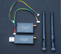 The New Single TTL 3DRobotics 3DR Radio Telemetry Kit 915Mhz Module For APM APM2 5 2