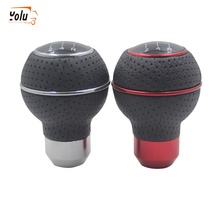 YOLU Car Replacement Shift Knob 5 Speed Gear Stick Manual Fit for Peugeot/ VW/ Bora/ Ford /Focus Lever