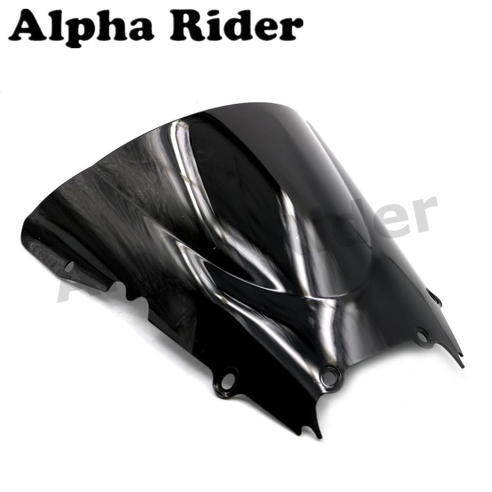 Motorcycle Windshield Windscreen For YAMAHA YZF600 R6 1998-2002 1999 2000 2001