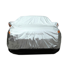 hot deal buy carnong car-covers oxford winter summer waterproof sunscreen dust protective hatchback sedan suv one layer auto covers car