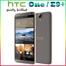 100% Origina разблокирована HTC один E9 + E9PW плюс мобильный телефон MTK6795 Octa core 3 ГБ + 32 ГБ 20MP 5.5 дюймов 2 К 2560×1440 пикселей телефон