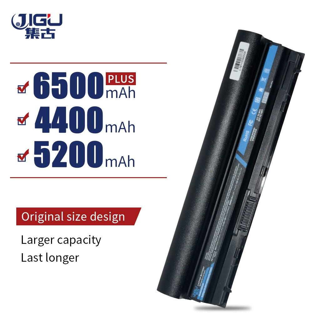JIGU 09K6P 0F7W7V 11HYV 3W2YX 5X317 7FF1K Bateria Do Portátil Para Dell Latitude E6120 E6220 E6230 E6320 E6330 e6320 XFR e6430s