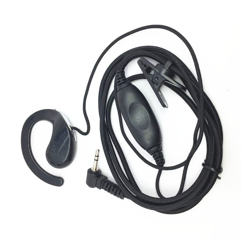 2.5 MM headphones for <font><b>Motorola</b></font> <font><b>T5422</b></font>, T5428, T5432, T5500, T5512, T5522, T5530 T5428 radios image