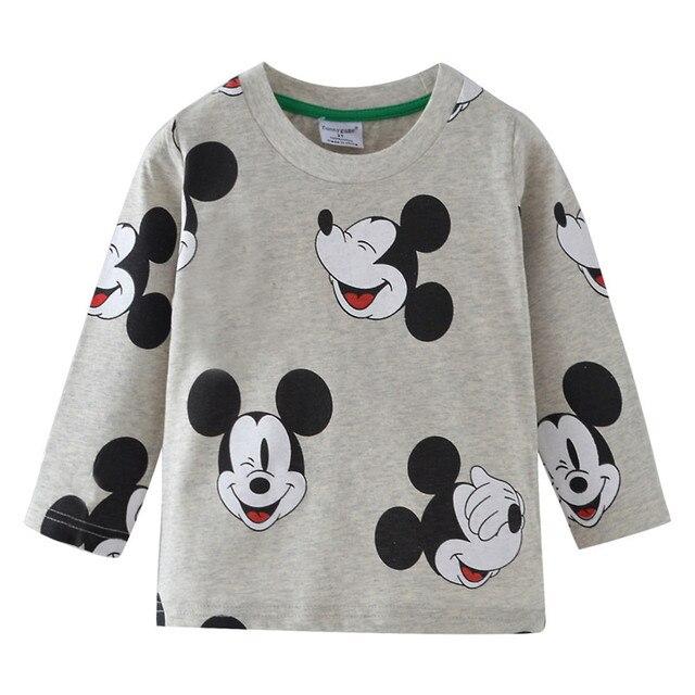 Camiseta de dinosaurio con apliques para bebés y niños, ropa de manga larga para niños, camisetas de algodón y sudaderas para niños