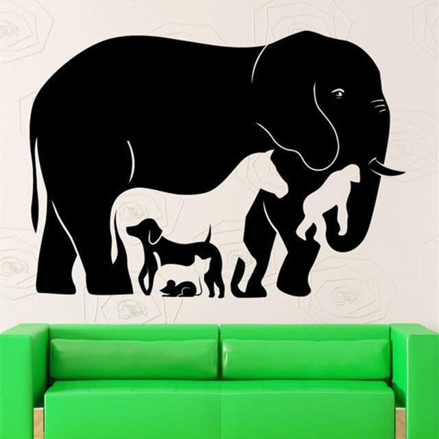Animal Wall Art popular animal design wallpaper-buy cheap animal design wallpaper