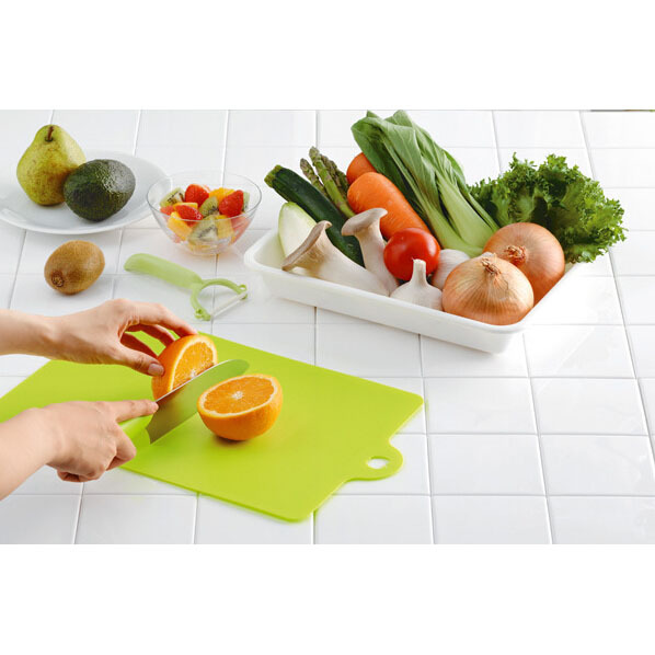 Top Quality Chopping Block Flexible Plastic Cutting Board Antibiotic Kitchen Utensils Chopping Board Kitchen Accessories