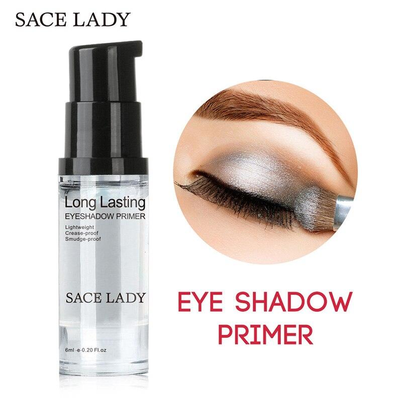SACE LADY 12ml/6ml Makeup Base Eyes Primer Lasting Make up Concealer Contour shadow Cosmetics maquiage TSLM2