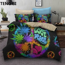 New fashion creative style home textiles and flat bedding set Europe the United States extra large of 3 sets