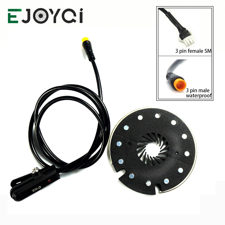 EJOYQI e-bike pièces KT-D12L PAS capteur 12 aimants pédale assistance capteur SM étanche Ebike PAS capteur Ebike accessoires