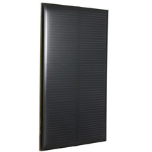 Hot Sale 5V 1W 200 mA Monocrystalline Silicon Epoxy Solar Panel DIY solar module for charging cellphone and small DC batteries