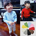 INS 10 colors New Arrivals spring and autumn cotton children baby sweater knit cardigan long-sleeved jacket good quality H008
