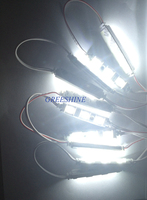 20pcs Lot Bright IP65 Korea Samsung SMD 5630 Module Lighting 140LM Free Shipping Leds Sign Led