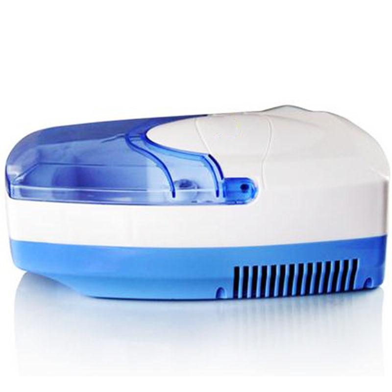 Portable Quiet Compressor Atomizer Nebulizer Vaporizer With Inhaler Kids Health Care Asthma Massage Relaxation