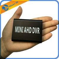 Super Mini AHD 1 Kanał 2 W 1 Rejestrator DVR Wsparcie 256 GB TF Kanał Audio karty i 1 TB HDD CCTV DVR Detekcja ruchu Dla 1.3MP AHD