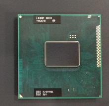 Original Intel Core i5 2540 M CPU 3 M 2.6 GHz soquete G2 Dual-Core i5-2540m processador de Laptop para HM65 HM67 QM67 HM76