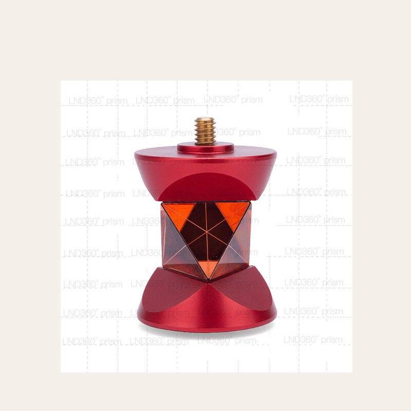 Nouvelle Mini Cuivre plaqué prisme 360 Degrés Prisme seulement prisme têtes 8011735559864
