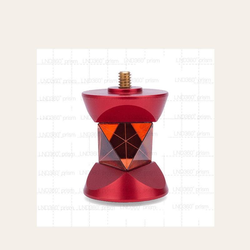 Novo Mini Cobre banhado prisma Prisma de 360 Graus apenas cabeças de prisma 8011735559864