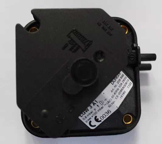 DUNGS pressure switch LGW3A1DUNGS pressure switch LGW3A1